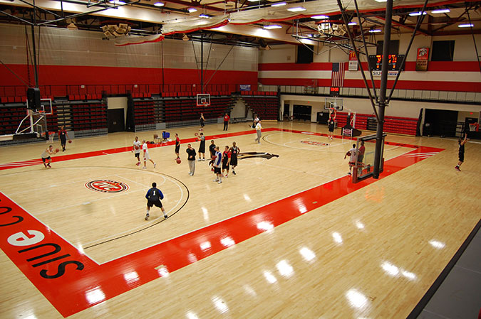 SIUe Vadalabene Center