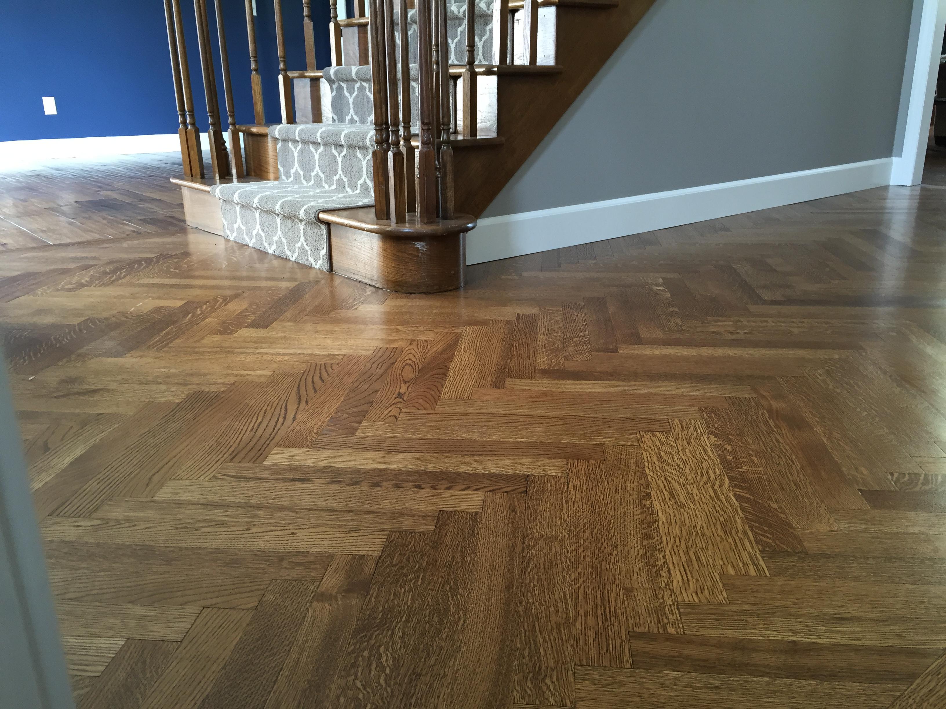 Custom residential wood floor missouri floor company for Missouri hardwood flooring