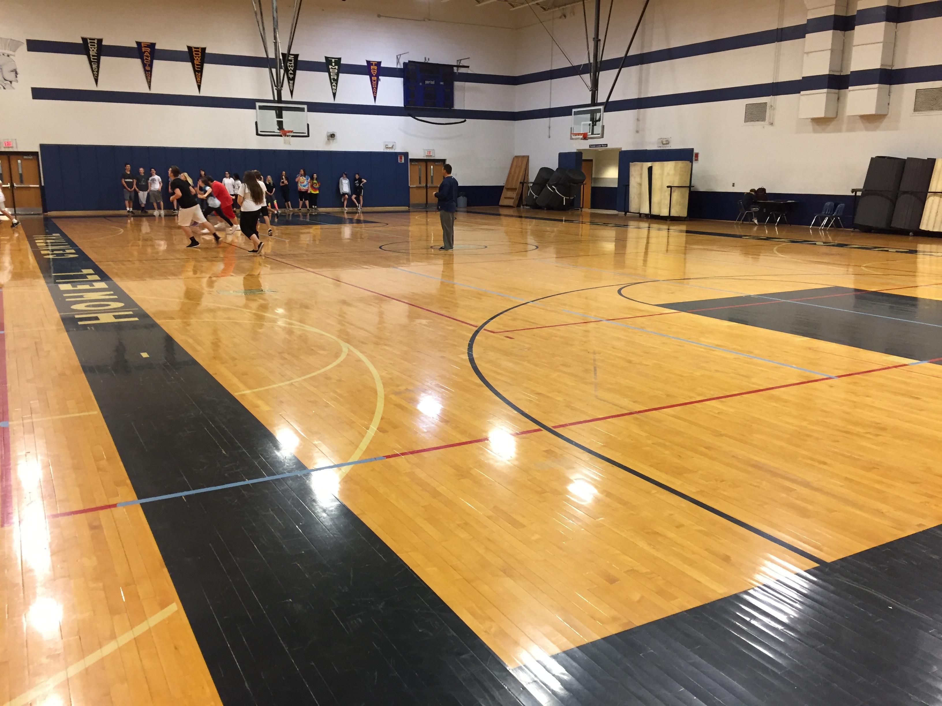 maintenance athletic floor timberwolfs professional gym repairs flooring