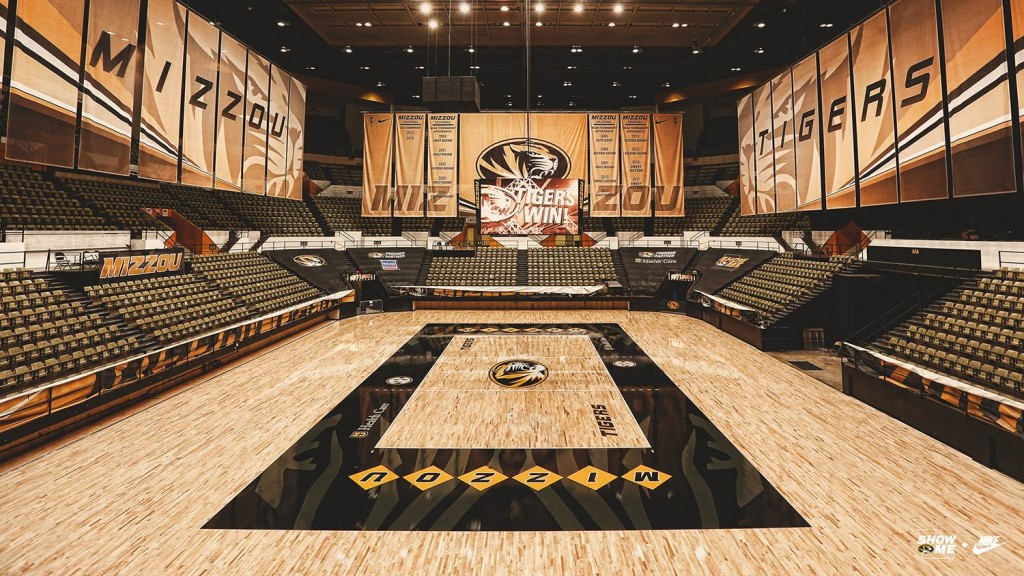 Wood Athletic Gym Floor