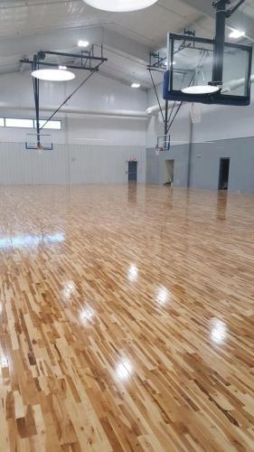 Wood Sport Floor